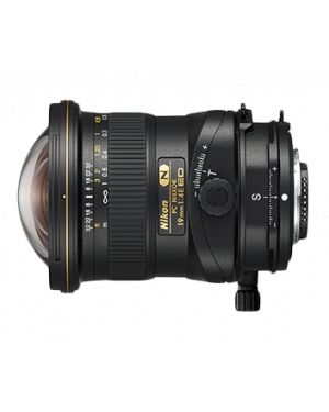 The PC NIKKOR 19mm f/4E ED