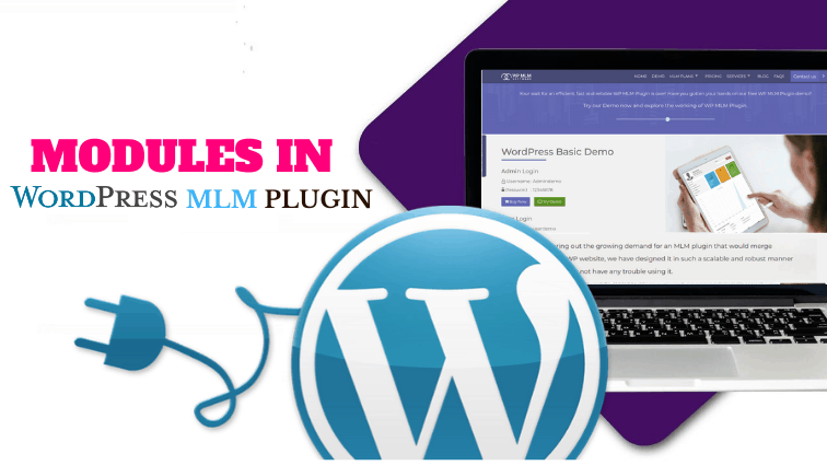 WordPress MLM Plugin Modules